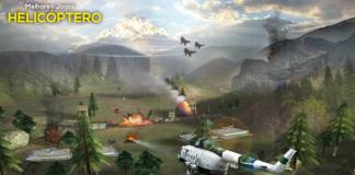 TOP Melhores Jogos de Helicóptero para Android