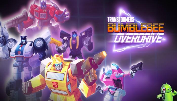 Transformers Bumblebee Força Total