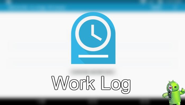 Work Log