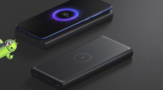 Carregador portátil Xiaomi