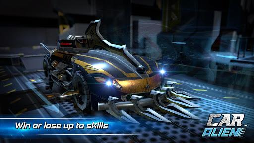 Car Alien - 3vs3 Battle