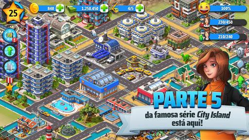 City Island 5 - Simulação e Gestão de Construções