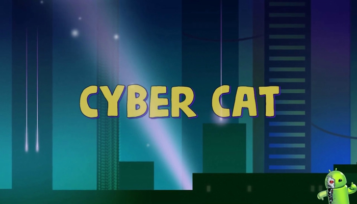 Cybercat: Space Runner
