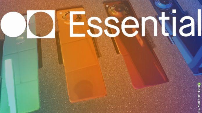 Essential Está Criando um Smartphone com um Novo Formato! Veja! capa