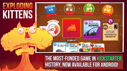 Exploding Kittens® - Official