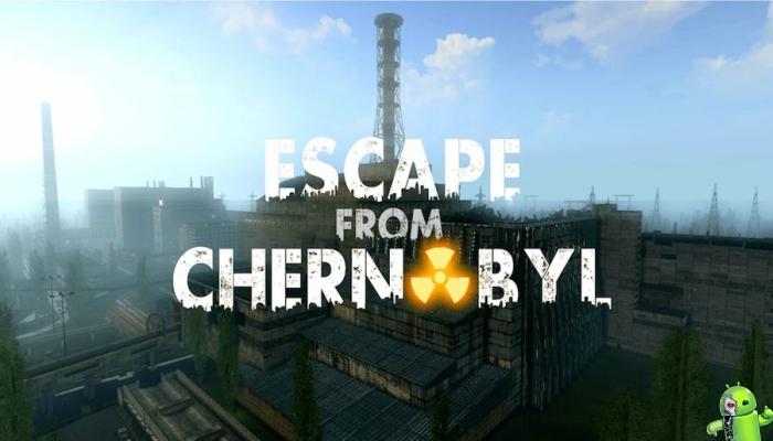 Fuga de Chernobyl