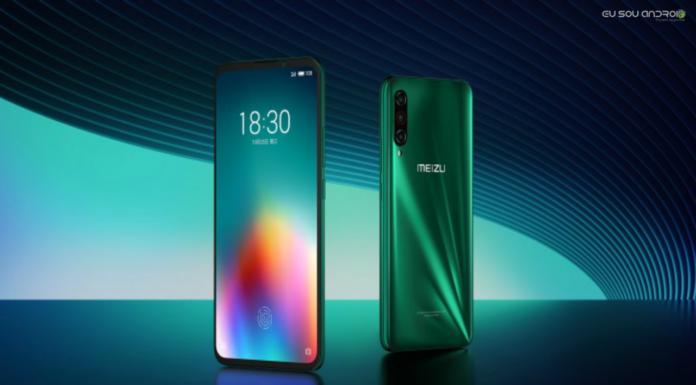 Meizu 16T é lançado com Snapdragon 855 e bateria de 4.500 mAh