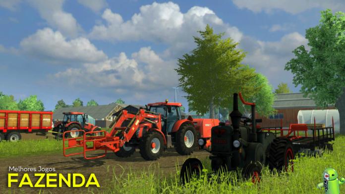 Melhores jogos de Fazenda para Android