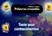 Melhores jogos de Palavras Cruzadas para Android