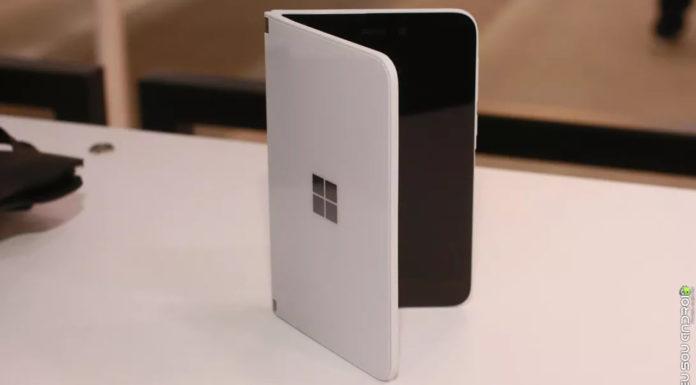 Microsoft Anuncia Tablet Dobrável com Duas Telas e Android capa