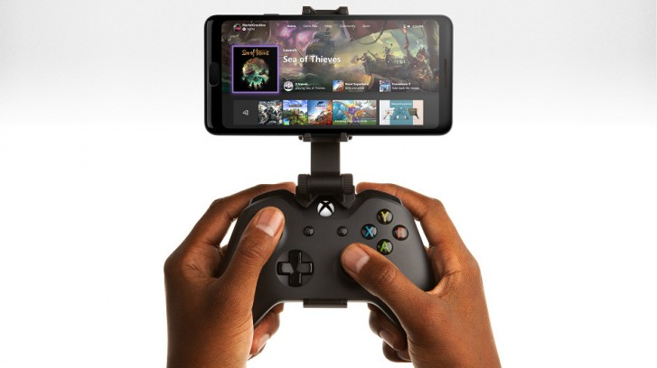 Microsoft lança Xbox One Console Streaming para Android