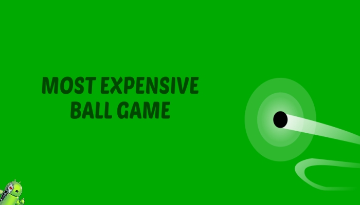 Most Expensive Ball Game