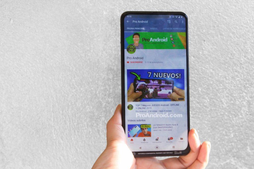 Motorola One Hyper virá com 4GB de RAM