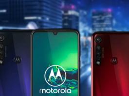Motorola G8 Plus, One Macro e E6 Play são anunciados oficialmente no Brasil