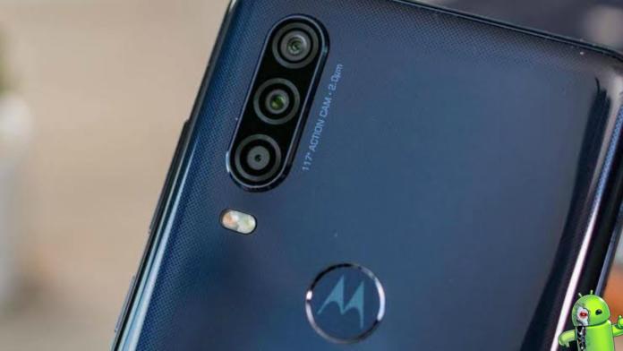 Motorola One Macro é lançado com câmera macro e Helio P70