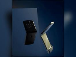 Motorola Razr 2019 tem novas imagens oficiais vazadas