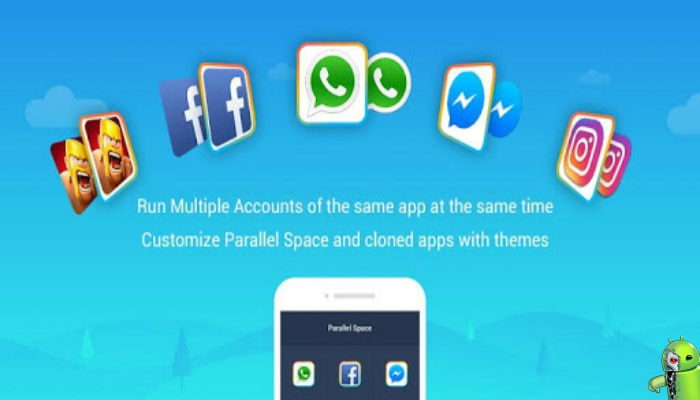 Multiple Accounts:Parallel App