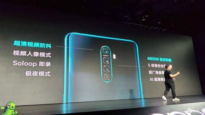 Oppo Reno Ace é lançado com tela de 90Hz, Snapdragon 855+ e carregamento de 65W