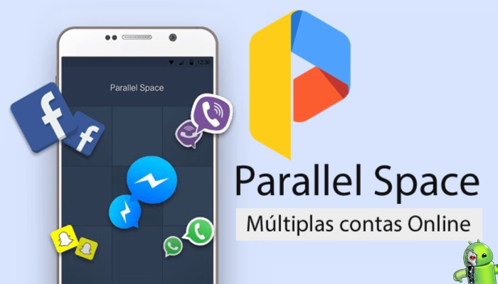 Parallel Space-Várias contas