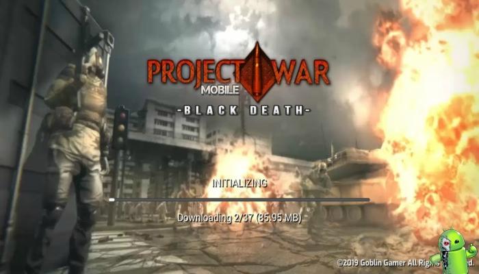 Project War Mobile - Jogo de ação de tiro online