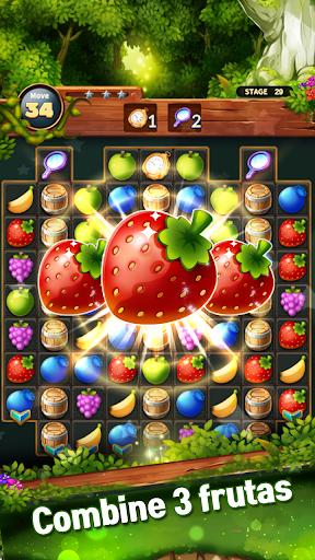 Sweet Fruit POP : Match 3 Puzzle
