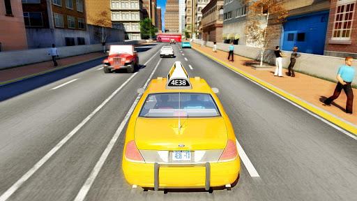 Taxi Sim 2019