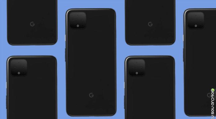 Vazam Novos Recursos da Google Assistente e Gestos do Pixel 4 capa