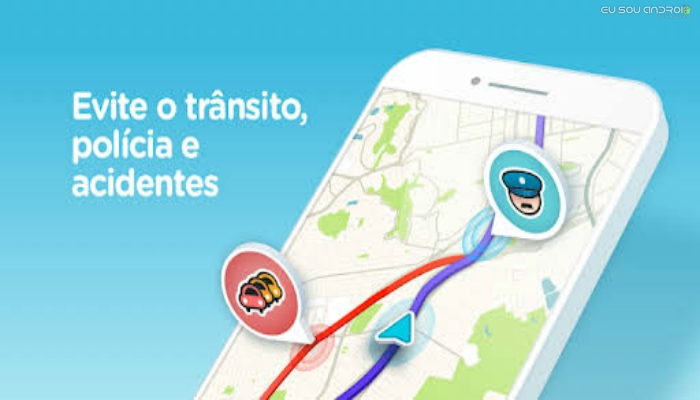 Waze - GPS, Mapas, Alertas, Trânsito em Tempo Real