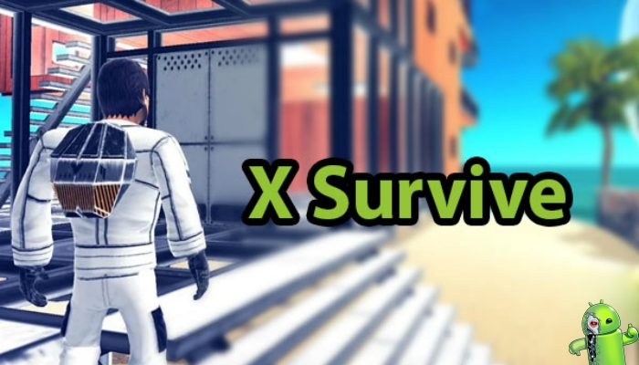 X Survive: Crafting & Building Sandbox