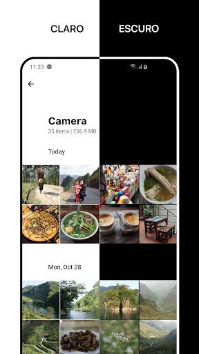 1Gallery: Galeria de fotos e cofre (Criptografado)