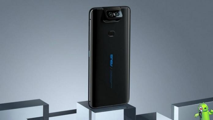 Asus ZenFone 6 está recebendo a atualização para o Android 10
