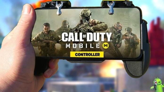 Call of Duty Mobile ganha novamente o suporte a controles