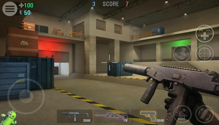 Crime Revolt - Jogos de tiro Shooter (Online FPS)