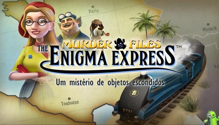 Enigma Express - Mistério de Objectos Escondidos
