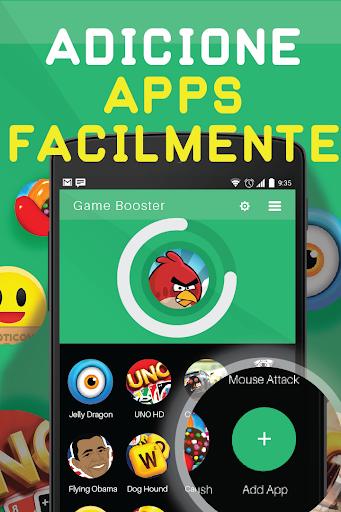 Game Booster - Acelere Celular