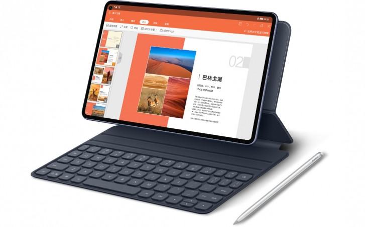 Huawei MatePad Pro é lançado oficialmente com 8GB de RAM