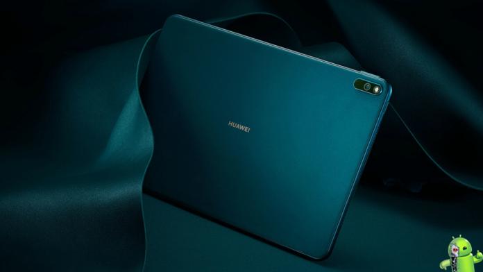 MatePad Pro é anunciado com 8GB de RAM e 4G