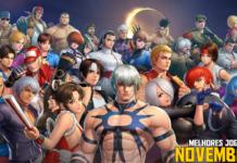 Melhores jogos de Novembro 2019