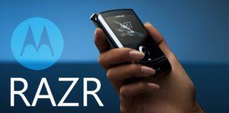 O Novo V3 Chegou! Conheça o Novo Motorola RAZR com Tela Flexível! capa