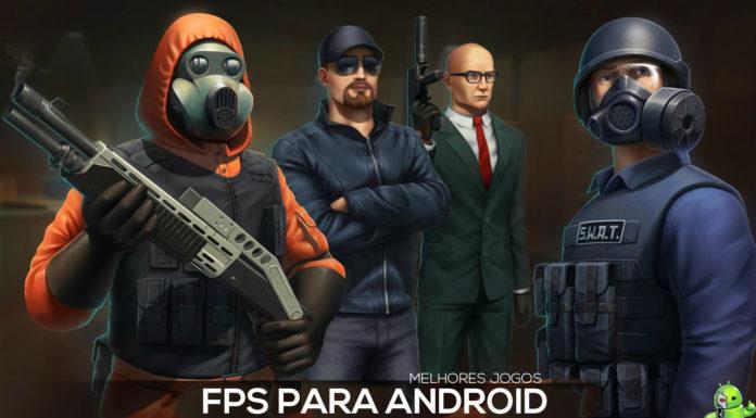 Os melhores jogos FPS para Android 2019