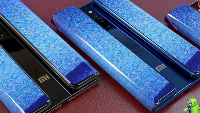 Patente do Smartphone dobrável da Xiaomi tem design revelado