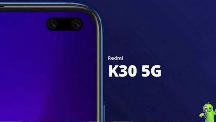 É oficial! Redmi K30 com 5G chegando em 10 de dezembro