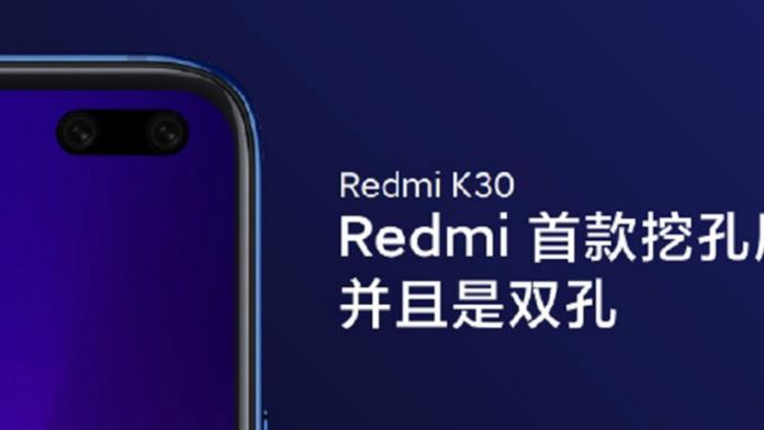 Redmi K30 com 5G chegando em 2020