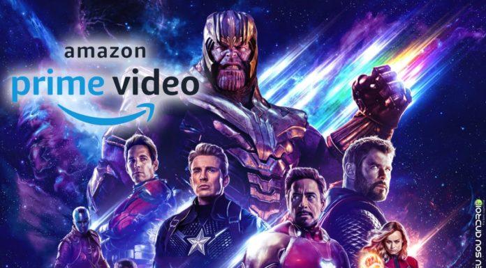 Vingadores Ultimato Vai Estar no Amazon Prime Video Neste Domingo! capa