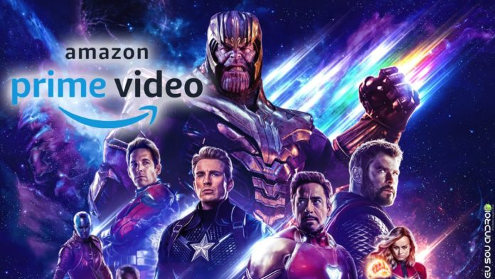 Vingadores Ultimato Vai Estar no Amazon Prime Video Neste Domingo! capa