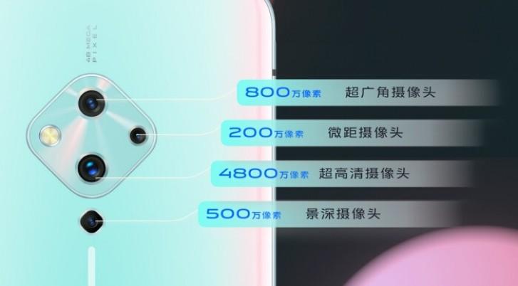 Vivo S5 é lançado com 6GB de RAM