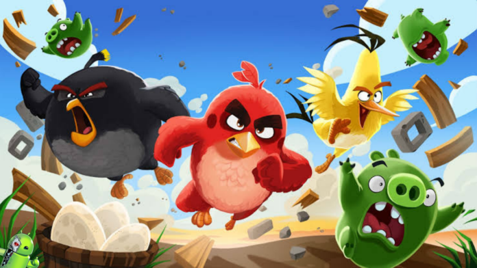 Angry Birds completa 10 anos