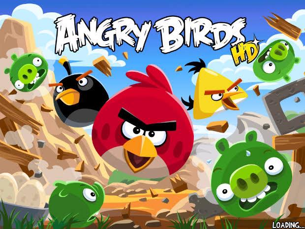 Angry Birds hoje completa 10 anos de lançamento