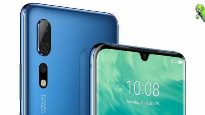 Axon 10s Pro 5G é lançado com Snapdragon 865
