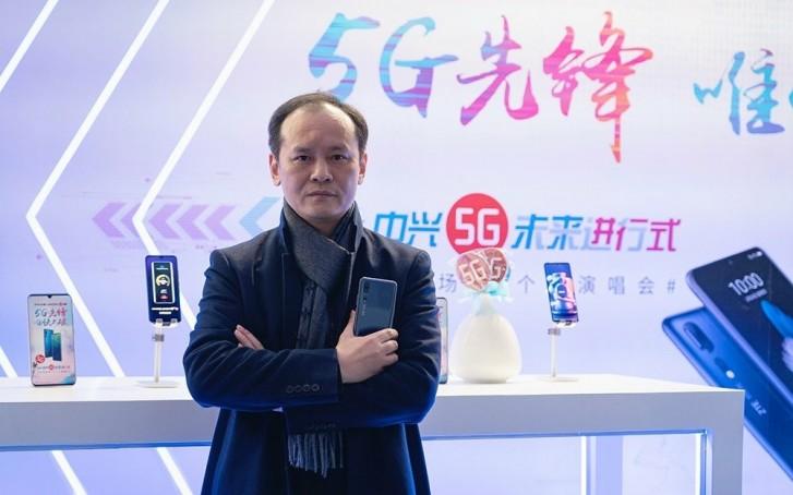 Axon 10s Pro 5G chegará com memória RAM LPDDR5